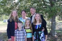 Pastor Shurtz & family